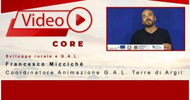 Francesco Miccichè | Coordinatore Animazione G.A.L. Terre di Argil