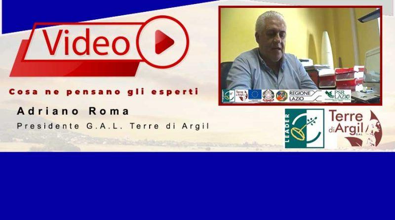 Adriano Roma | Il punto del Presidente G.A.L. Terre di Argil