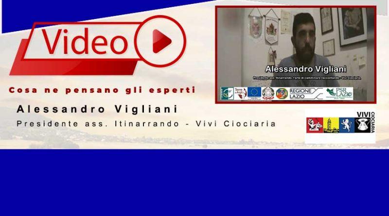 Alessandro Vigliani |  Presidente ass. Itinarrando – Vivi Ciociaria